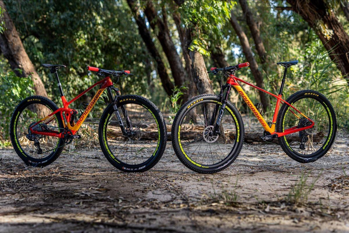 Mondraker personaliza las bicicletas de sus corredores olímpicos