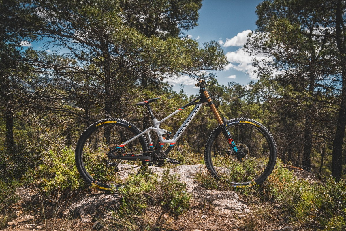 Mondraker presenta su espectacular gama de bicicletas para 2022