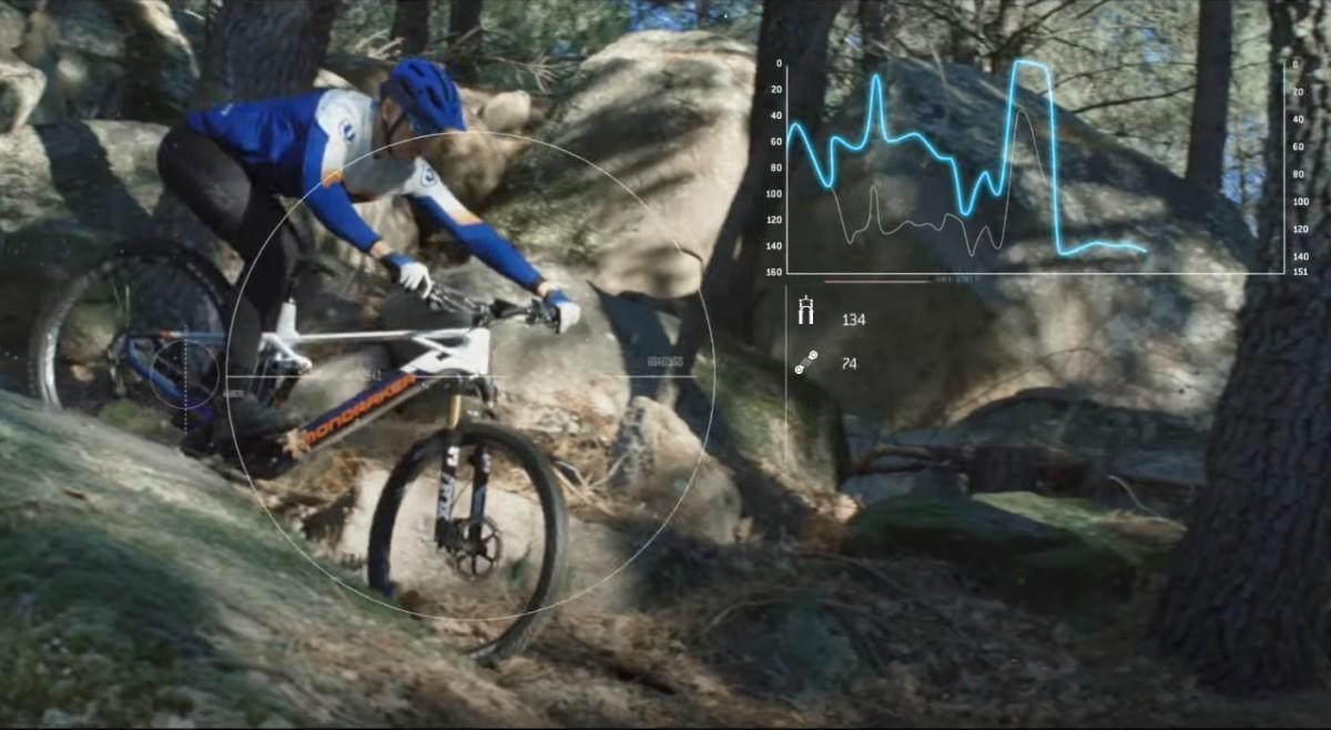 Mondraker te ofrece MIND, telemetría integrada en sus bicis