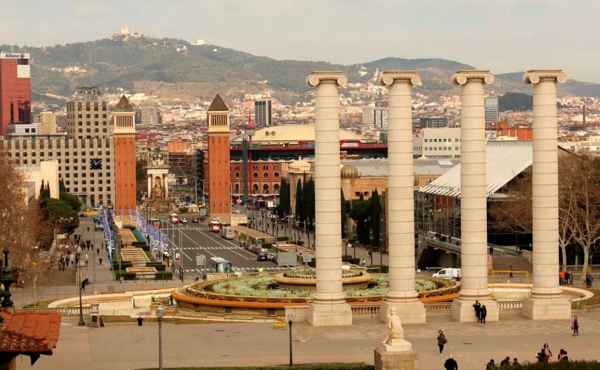Montjuïc, una meca del ciclismo en Barcelona