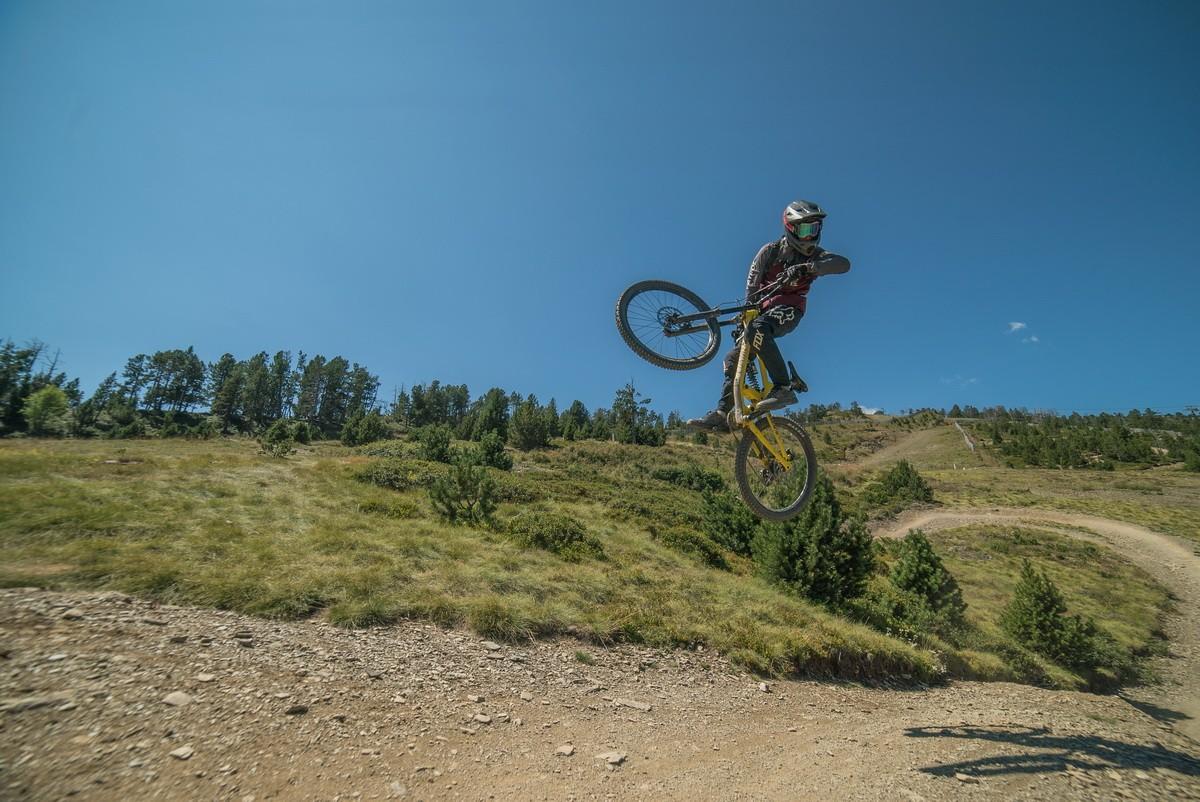 Mountain Park y Bike Park protagonistas del verano en Vallnord - Pal Arinsal