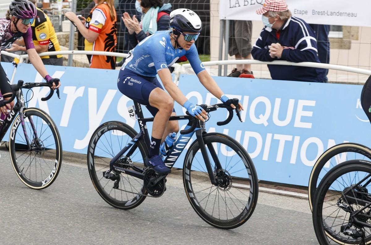 Movistar Team anuncia su alineación para el Giro Donne 2021
