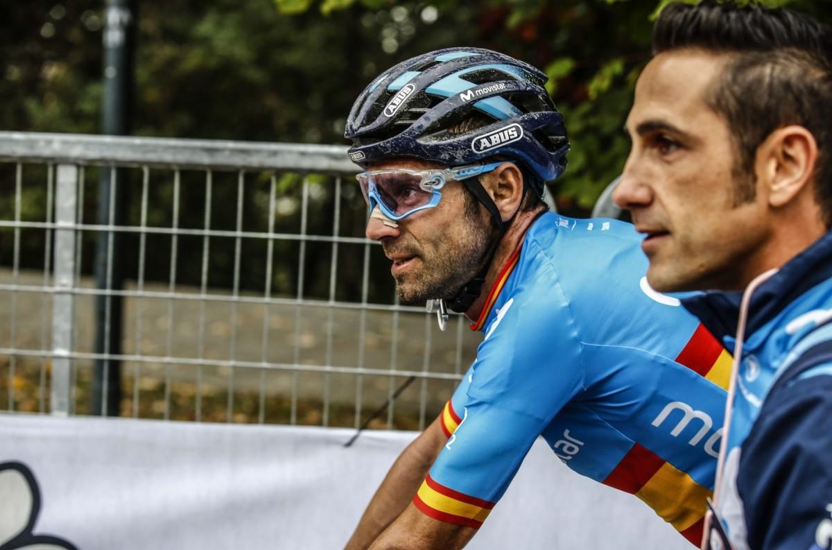 Movistar Team cierra su 40ª temporada en Lombardia