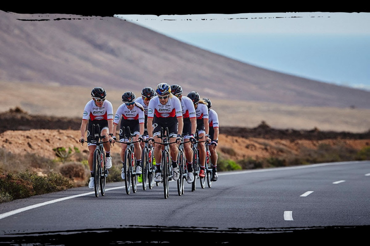 Muc-Off une fuerzas con el BMC Pro Triathlon Team