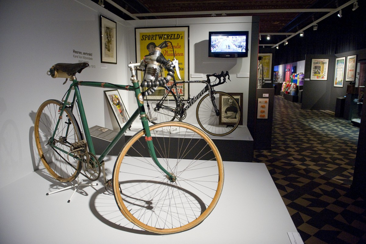Museos ciclistas en Flandes que no te puedes perder