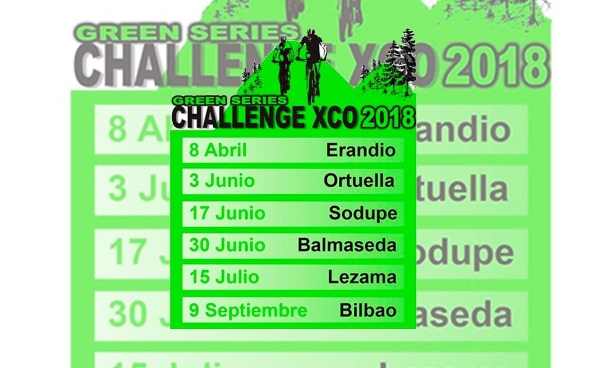 Nuevo circuito XCO Green Series