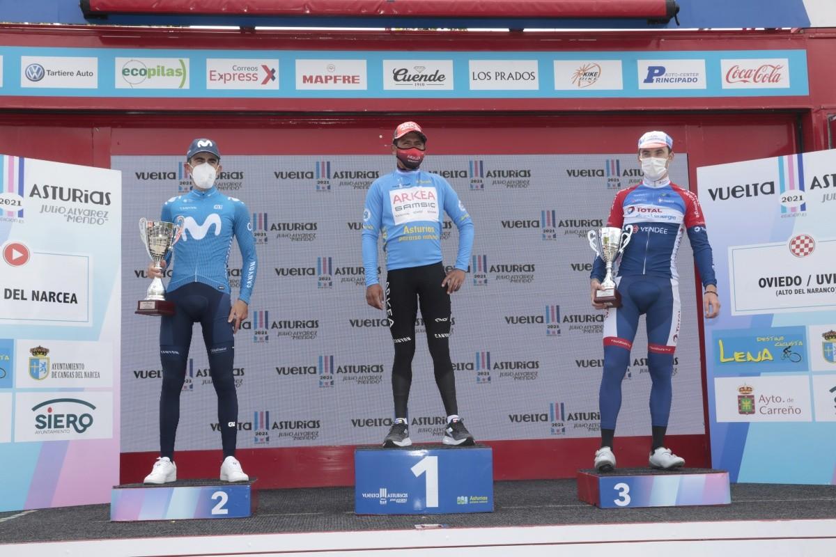 Nairo Quintana se convierte en el ganador de la Vuelta a Asturias 2021