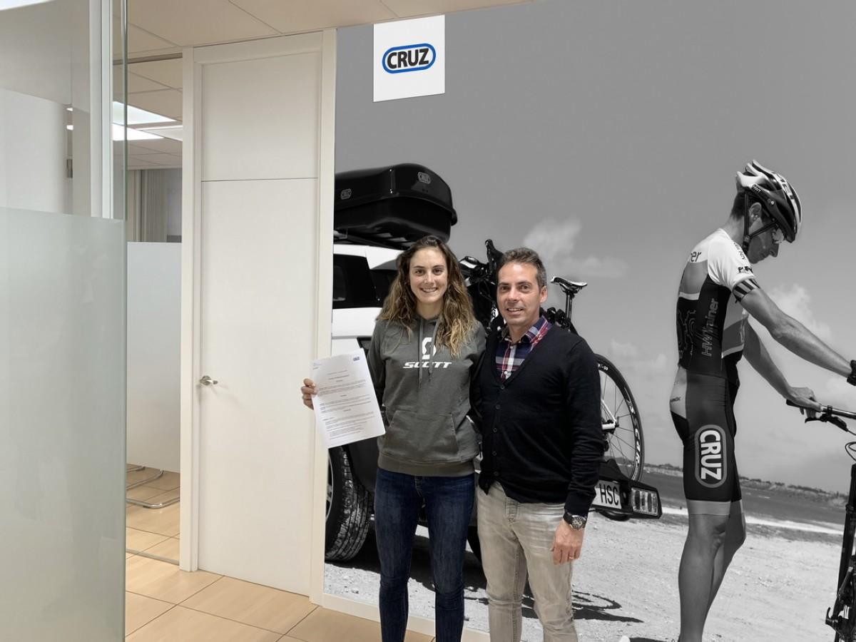 Natalia Fischer se convierte en nueva embajadora CRUZ