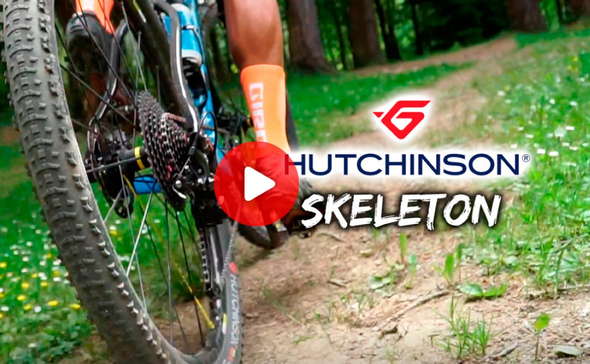Vídeo: Neumáticos Hutchinson Skeleton