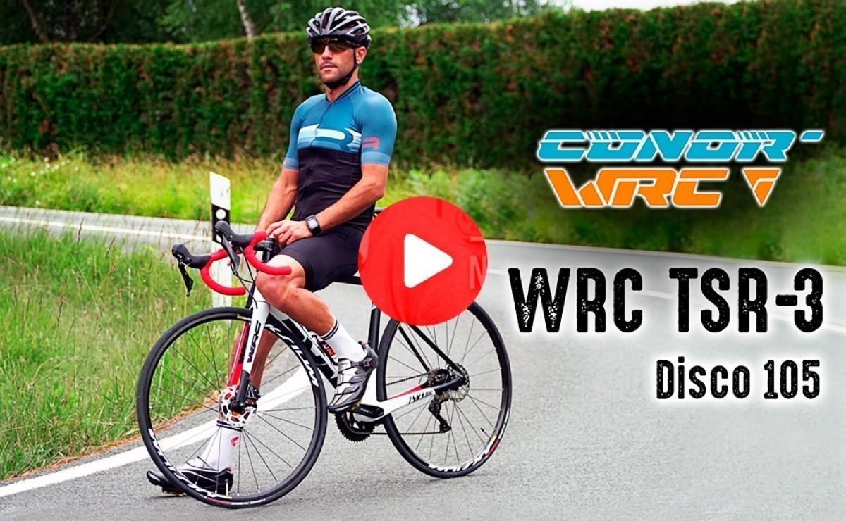 VÍDEOTEST: Conor WRC TSR 3 Disco 105