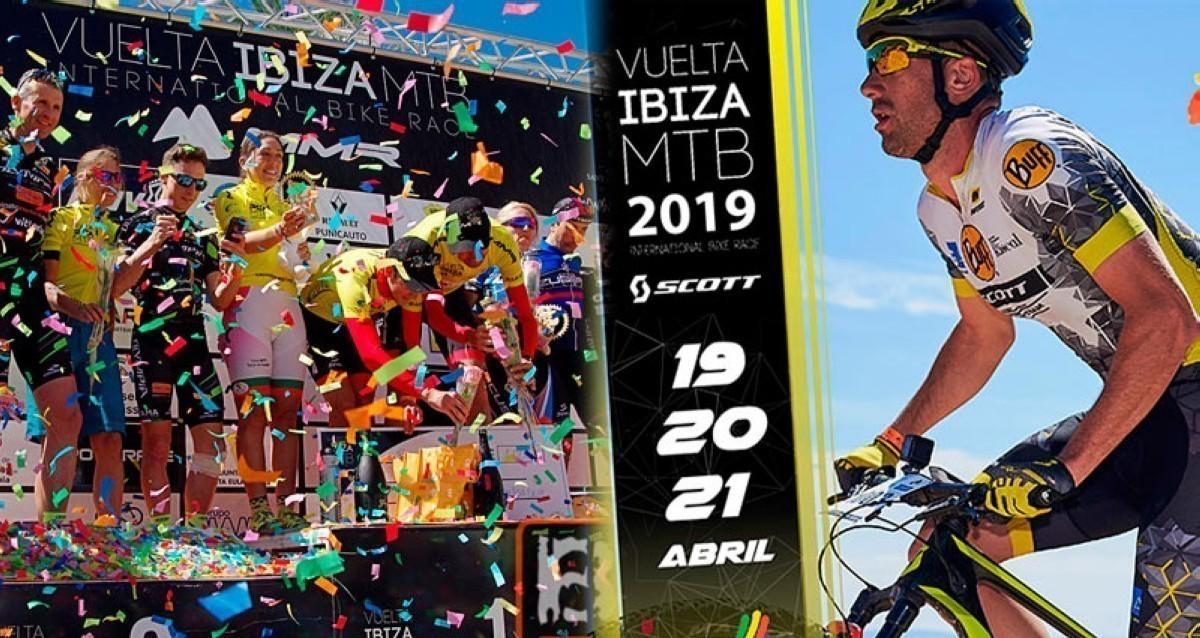 No te puedes perder la XX edición de la Vuelta a Ibiza MTB