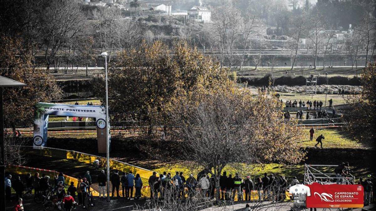 Novedades en el circuito de Pontevedra para los Campeonatos de España