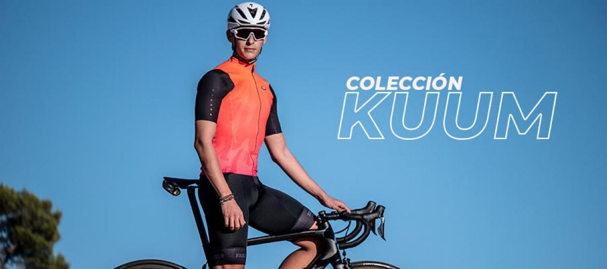Nueva colección KUUM de Faster Wear a prueba de invierno