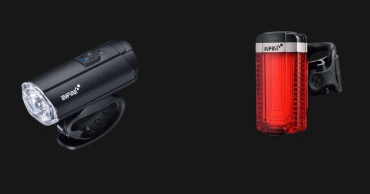 Nuevas luces de seguridad Infini y soportes específicos