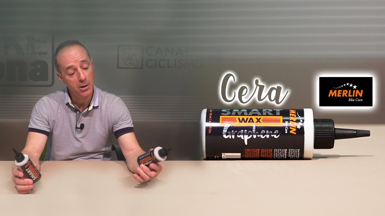 Nuevo lubricante Merlin Smart Wax Graphene