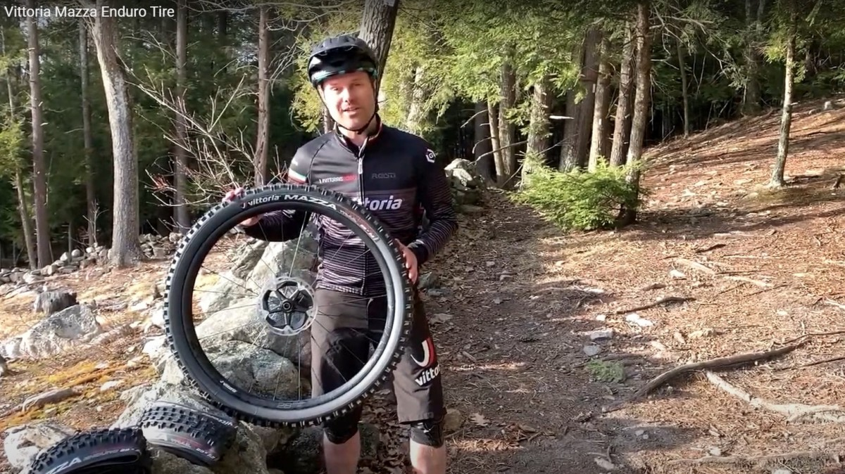Nuevos neumáticos Vittoria Mazza para trail/enduro