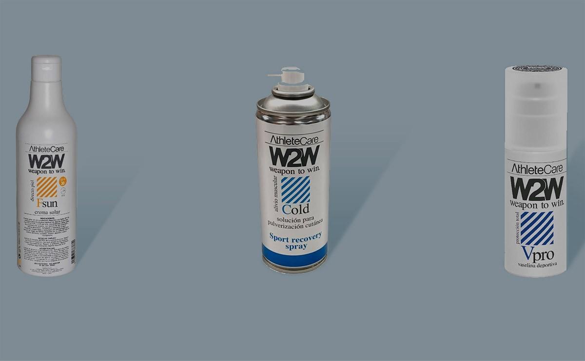 Nuevos productos W2W, idóneos para el verano