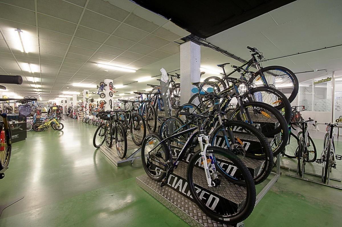 Oiartzun Bike sigue trabajando y mantiene todos sus servicios