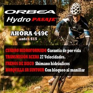 Orbea Hydro Pasaje por sólo 449€