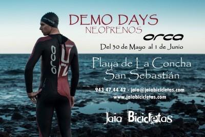 Orca Demo Days con Jaia Bicicletas