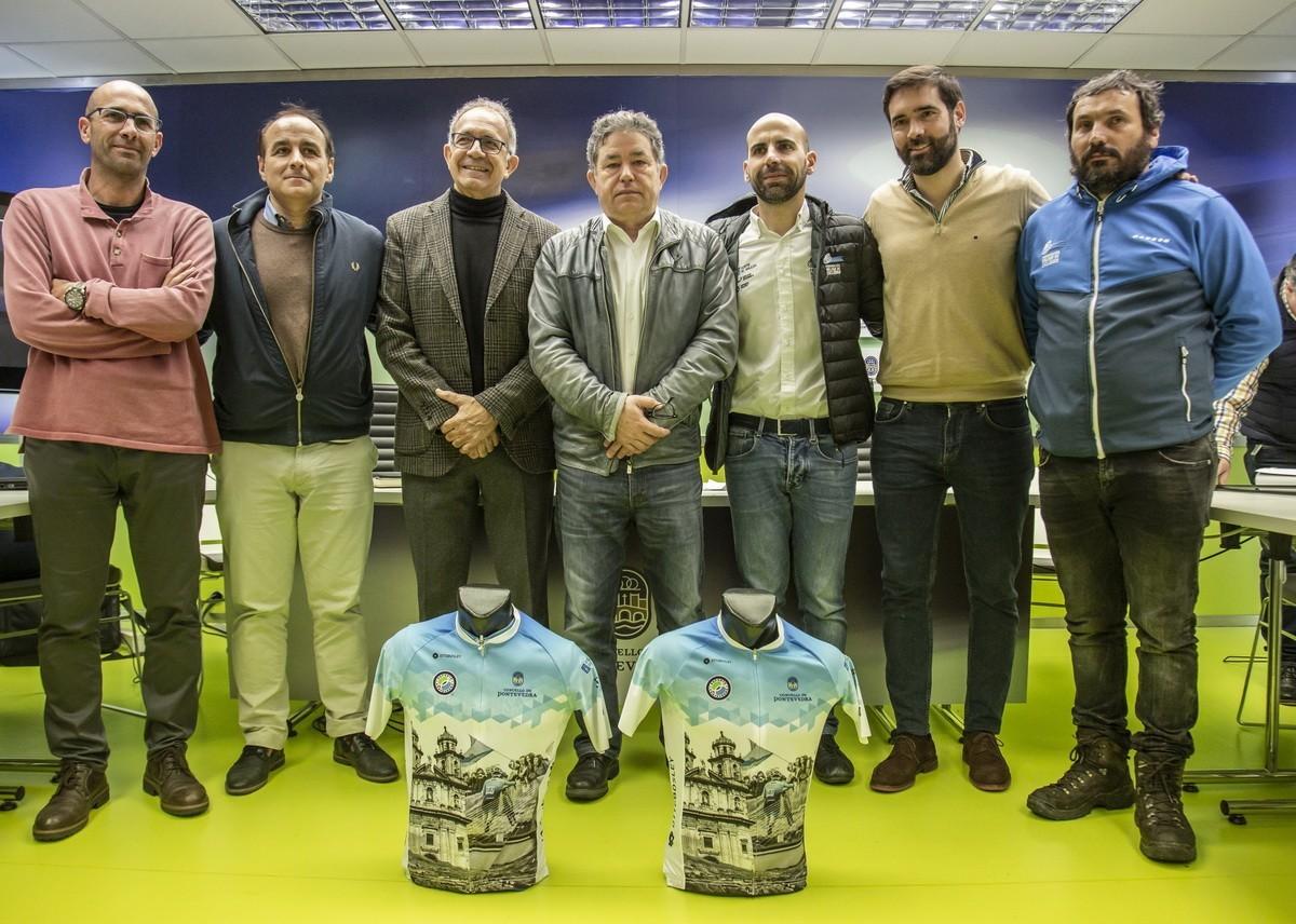 Participación récord en los Campeonatos de España de ciclocross Pontevedra 2020
