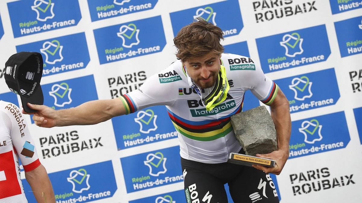 Peter Sagan será una de las estrellas de la Volta Ciclista a Catalunya 2021