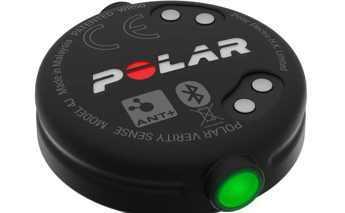 Polar lanza su nuevo sensor de pulso óptico válido para todo tipo de deportes
