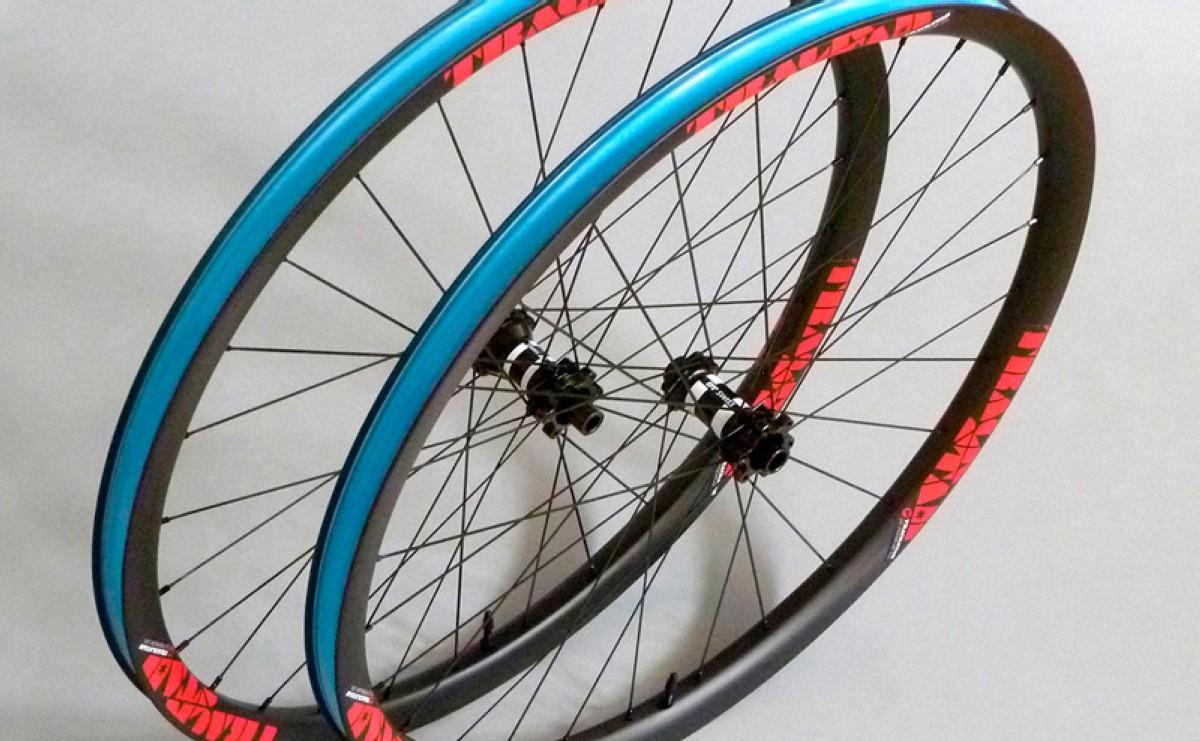 PREMIUM-33L las ruedas más polivalentes lanzadas por Trackstar