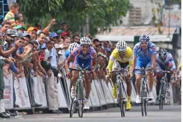 La Vuelta al Tachira recorrerá 1253 kilómetros