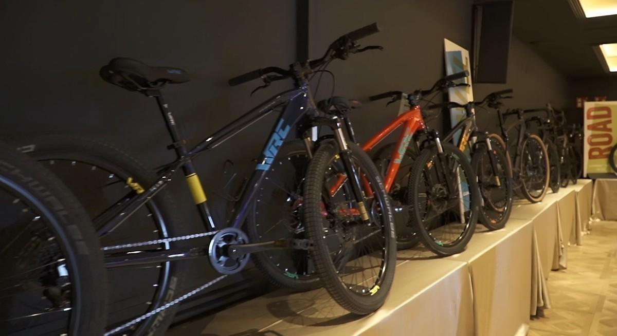 Vídeo presentación gama de bicicletas Conor 2022 al completo