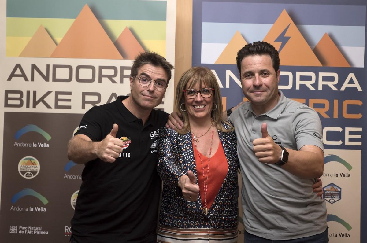 Presentada la Andorra Bike Race 2019 en la que será su segunda edición