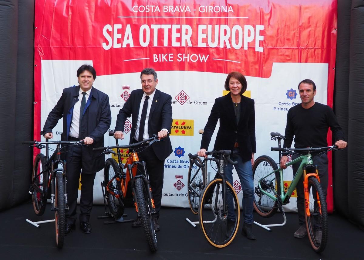 Presentada la edición 2019 del festival Sea Otter Europe Costa Brava-Girona Bike Show