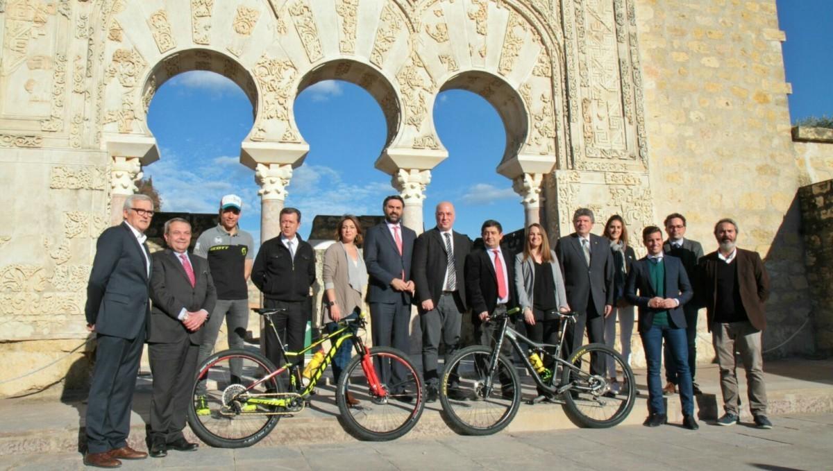 Presentada la octava edición de la Andalucía Bike Race
