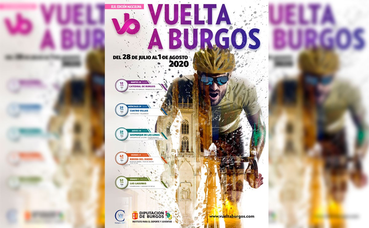 Presentada la Vuelta a Burgos más internacional que contará con amplias medidas de seguridad