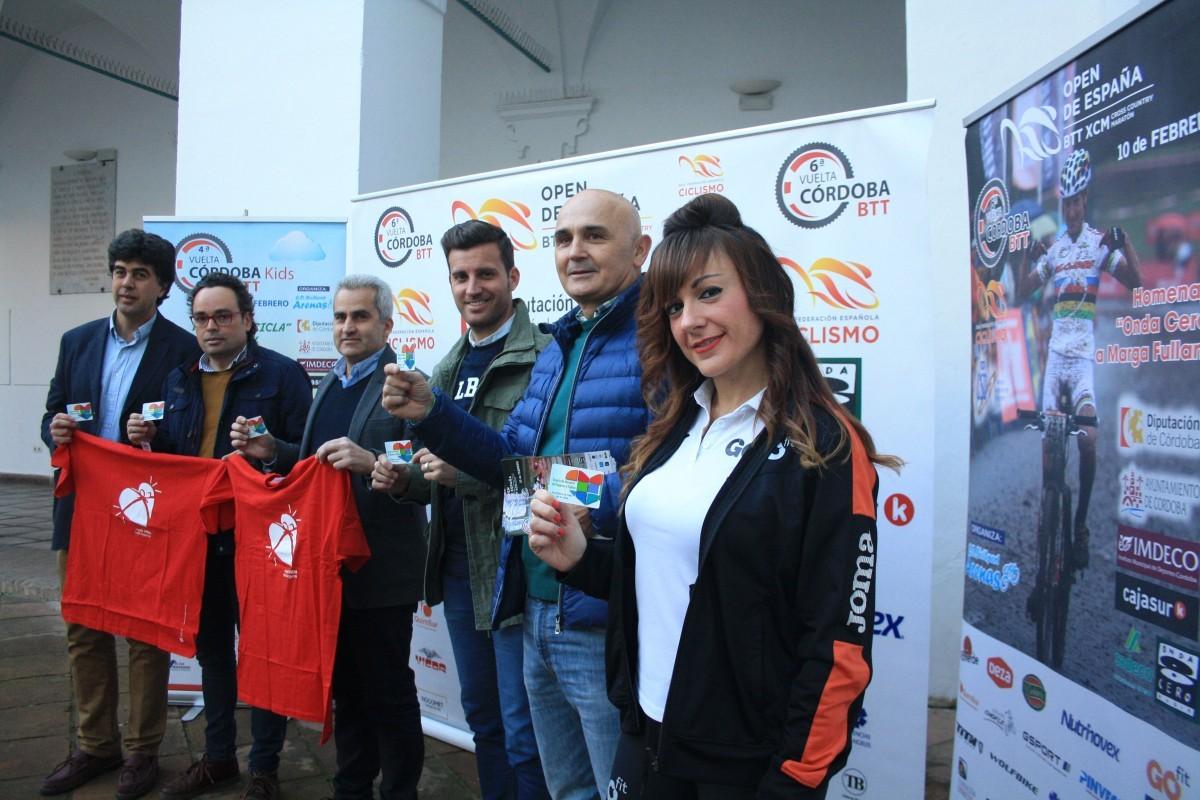 Presentada la Vuelta a Córdoba BTT comienzo del Open de España XCM
