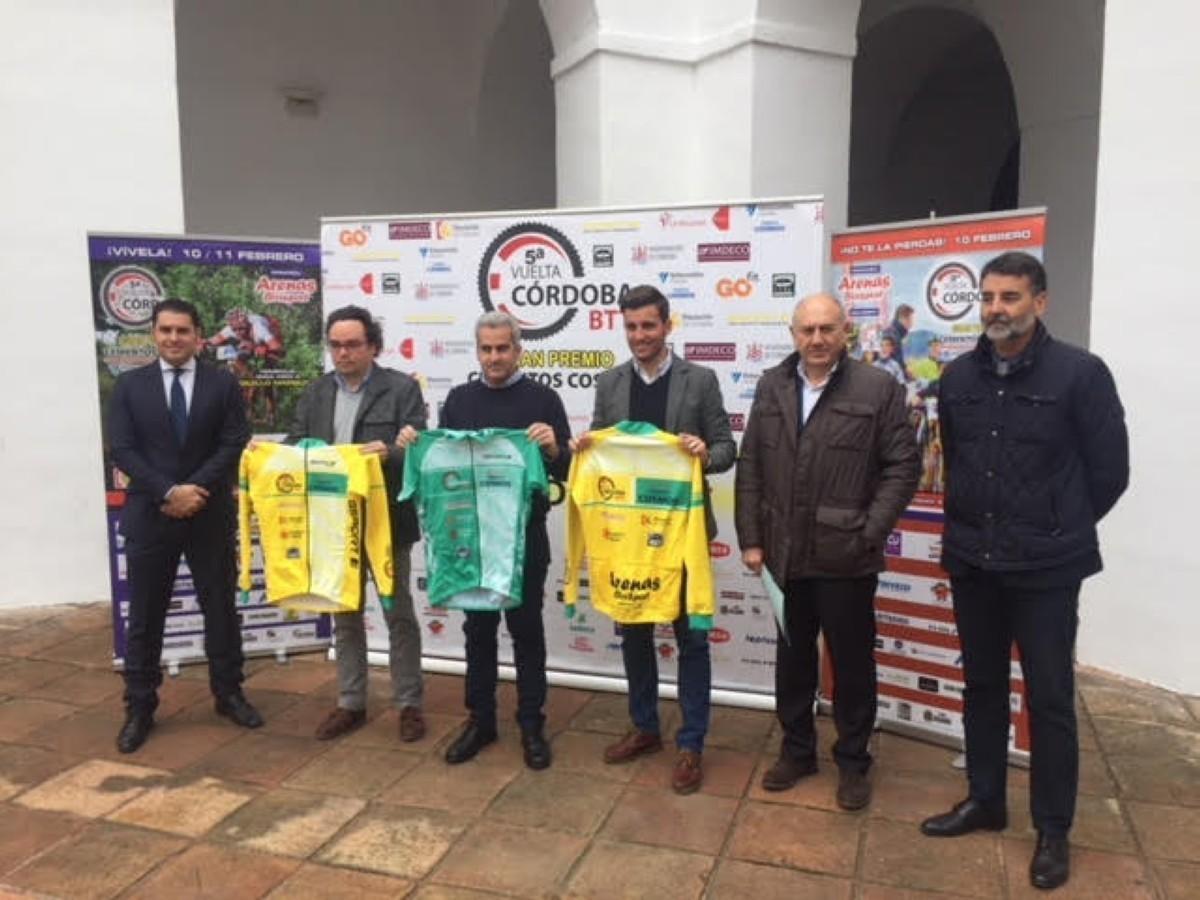 Presentada la Vuelta a Córdoba BTT más internacional
