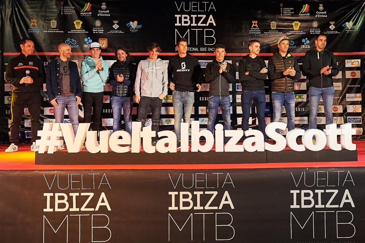 Presentada la Vuelta a Ibiza BTT que se estrena hoy