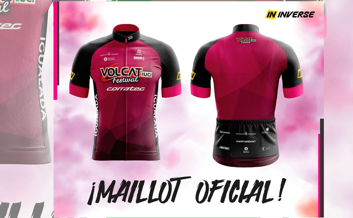 Presentado el maillot que recibirán todos los participantes en la VolCAT 2021