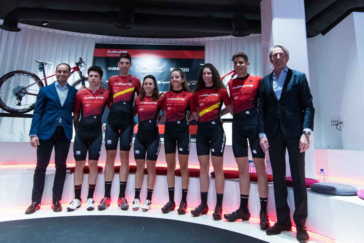 Presentado oficialmente el MMR Factory Racing Team 2020
