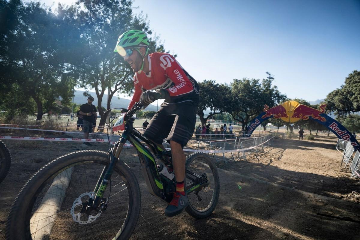 Presentado el recorrido de los Campeonato de España de BTT E-Bikes de Villanueva del Pardillo