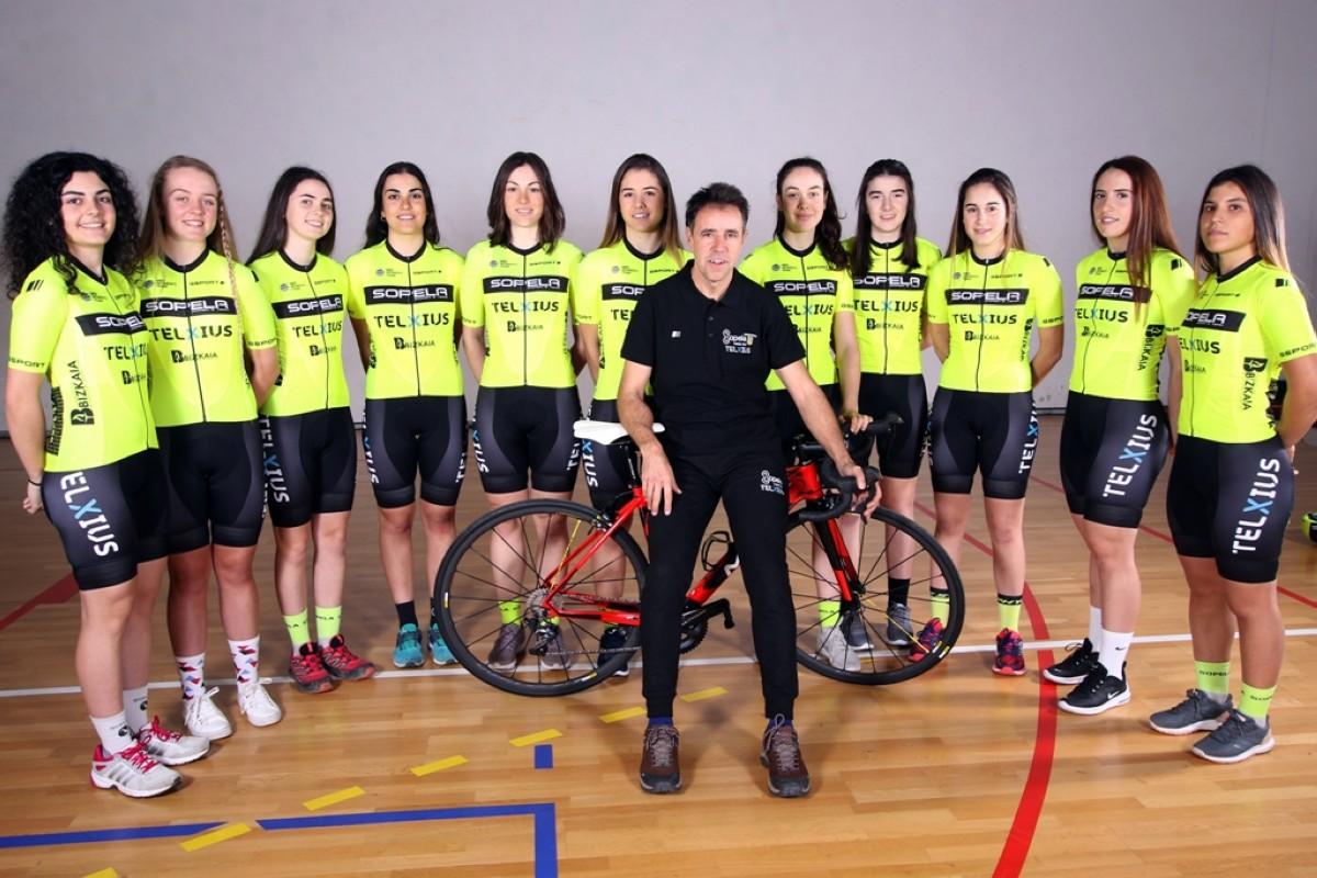 Presentado el Sopela Women Team