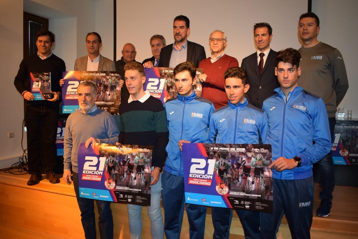 Presentado el XXI Gran Premio Macario en Alcalá de Henares