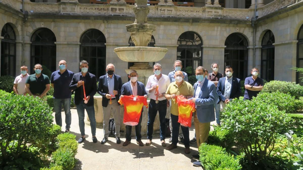 Presentados los Campeonatos de España de Carretera Jaén 2020