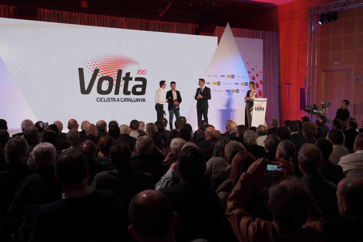 Presentando el gran recorrido de la Volta 2020