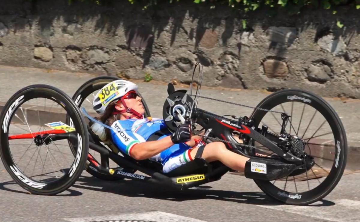 Primer Mundial de Ciclismo por la Inclusión con Delgado, Pereiro, Sastre, Coloma...