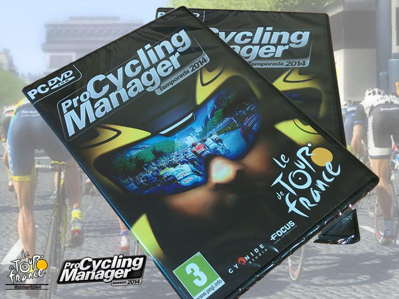 SORTEO DE 2 JUEGOS PRO CYCLING MANAGER 2014 PARA PC
