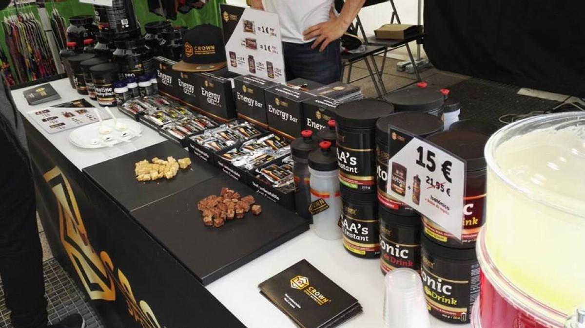 Recarga energía con Crown Sport Nutrition en el Triatlón de Vitoria