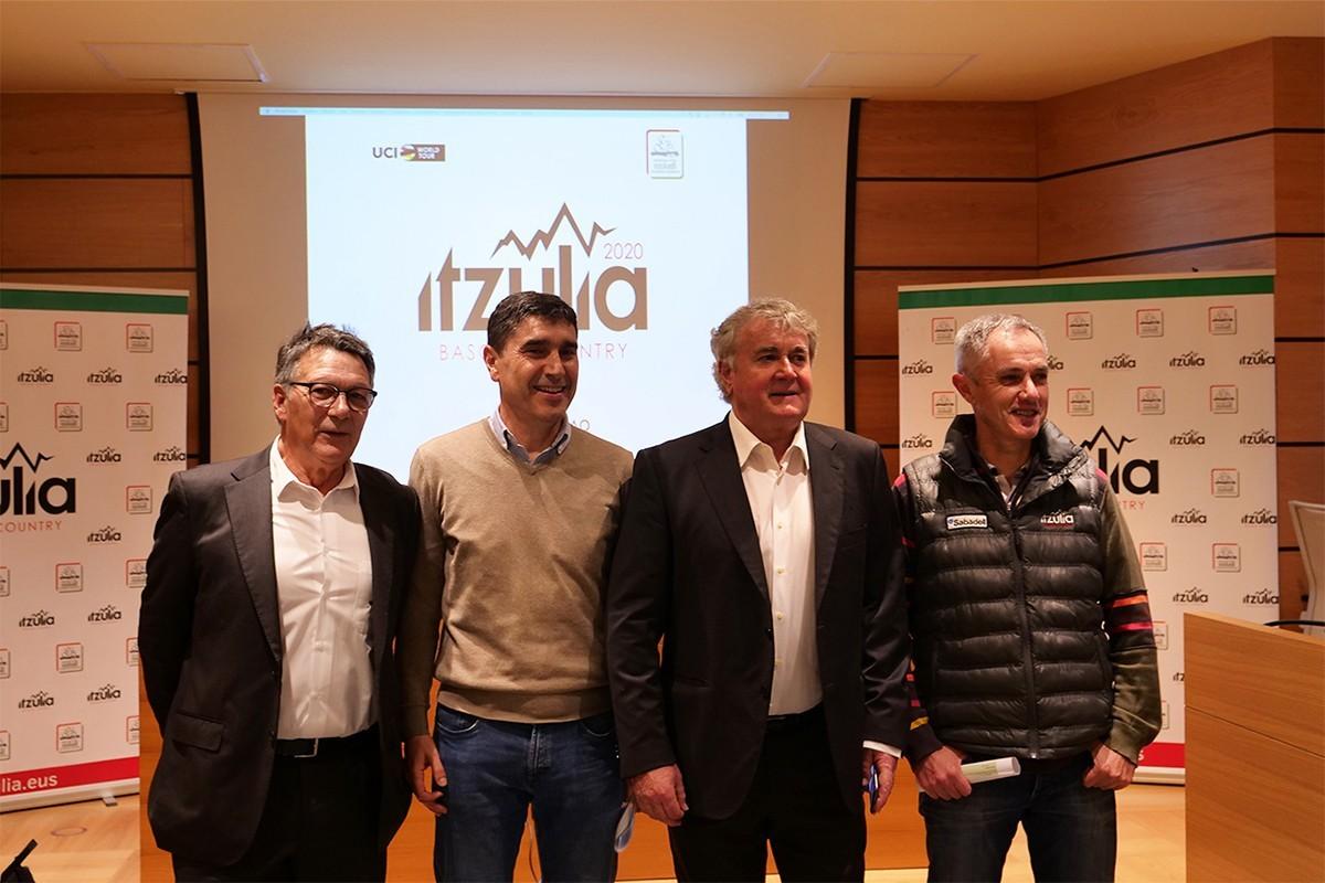 Recorrido oficial de la Itzulia Basque Country 2020
