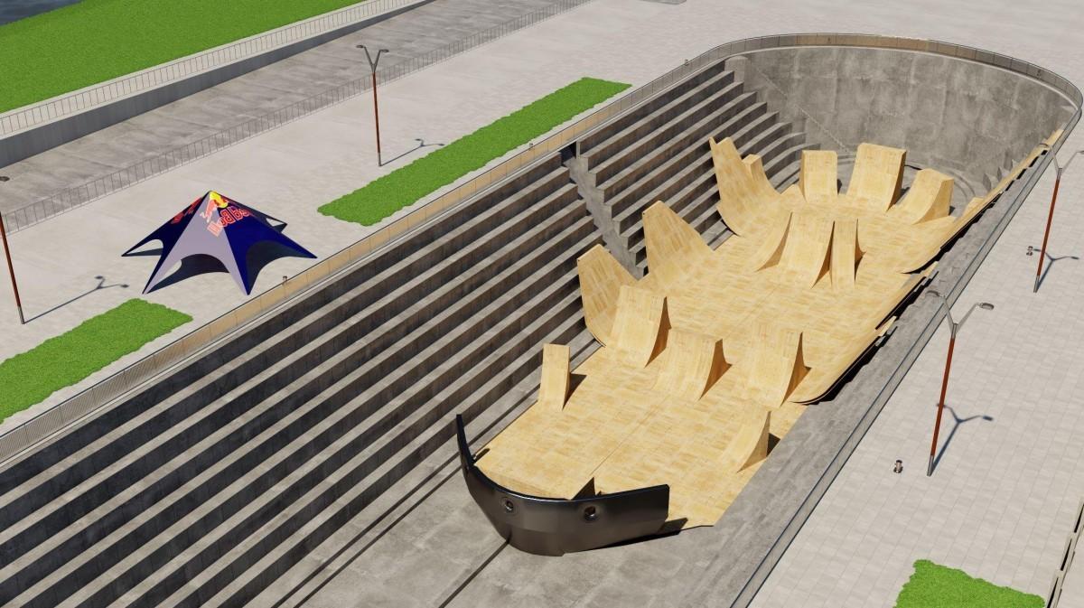 Red Bull Shipyard, el mejor BMX Freestyle en el Dique de Gamazo