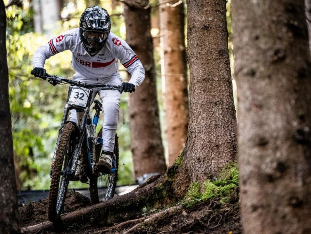Reece Wilson nuevo campeón del mundo de descenso